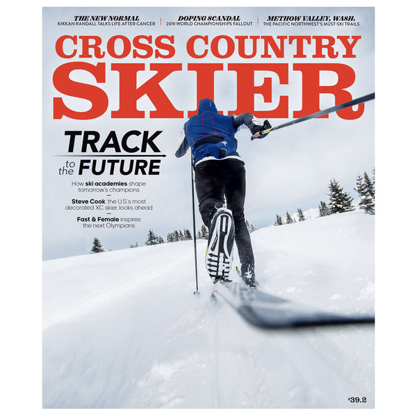 Cross Country Skier Winter 2020