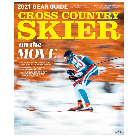 Cross Country Skier Autumn 2020