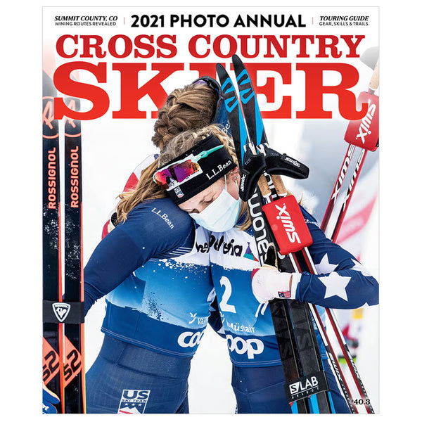 Cross Country Skier 2021 Photo Annual