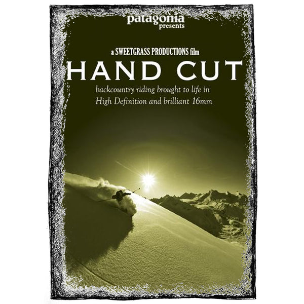 Handcut by Sweetgrass Productions (DVD)