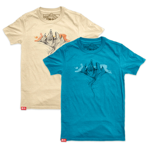 Alpinist 54 Cover T by Jeremy Collins - Womens
