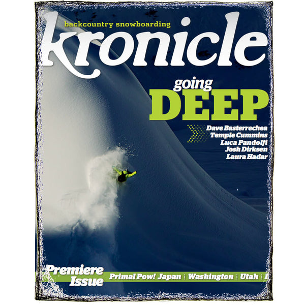 Kronicle Magazine Issue 1 | Winter 2012
