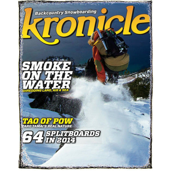 Kronicle Magazine Issue 3 | Winter 2014