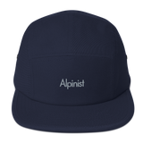 Alpinist 5 Panel Camper Hat