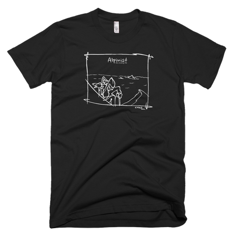Alpinist PJ Dedi Art T - [Black]