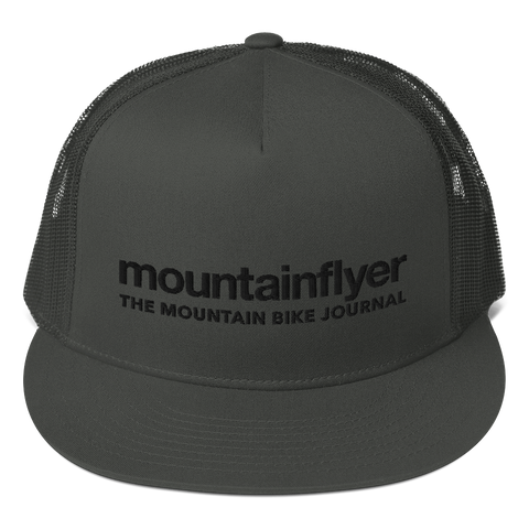 Mountain Flyer Dusk Mesh Back Hat