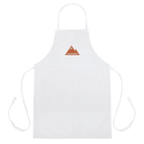 Backcountry Embroidered Mountain Shop Apron