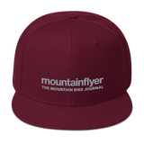 Mountain Flyer Snapback Hat