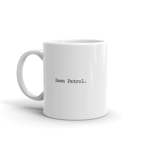 Backcountry Dawn Patrol Mug