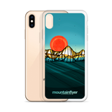 Mountain Flyer X Brooklyn Bell iPhone Case