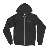 Mountain Flyer Embroidered Zip Hoodie