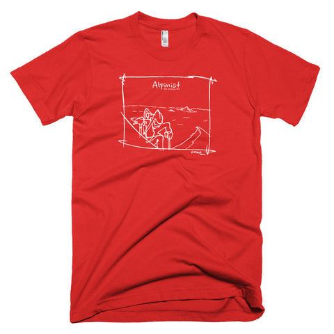 Alpinist PJ Dedi Art T - [Red]