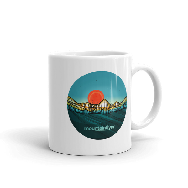 Mountain Flyer X Brooklyn Bell Mug