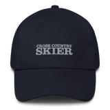 Cross Country Skier Dad Hat