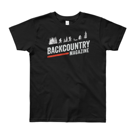 Backcountry Uphill Kids 8-12yrs T