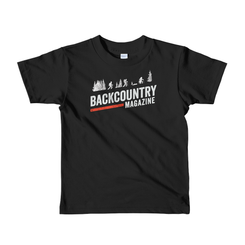 Backcountry Uphill Kids 2-6yrs T