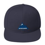 Backcountry 6-Panel Snapback Hat