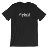 Alpinist Sketch Logo T