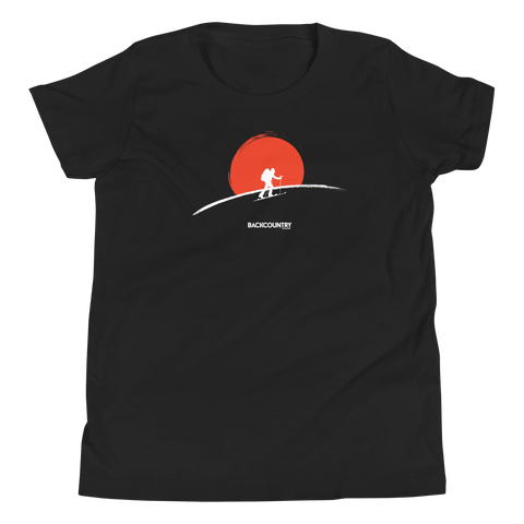 Backcountry Sunset Kids T