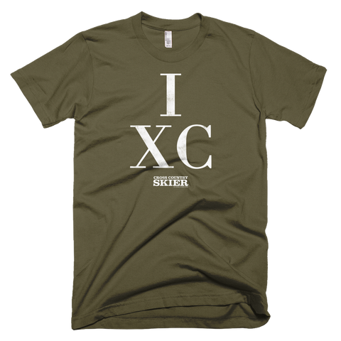 Cross Country Skier IXC T <br> [OLIVE]