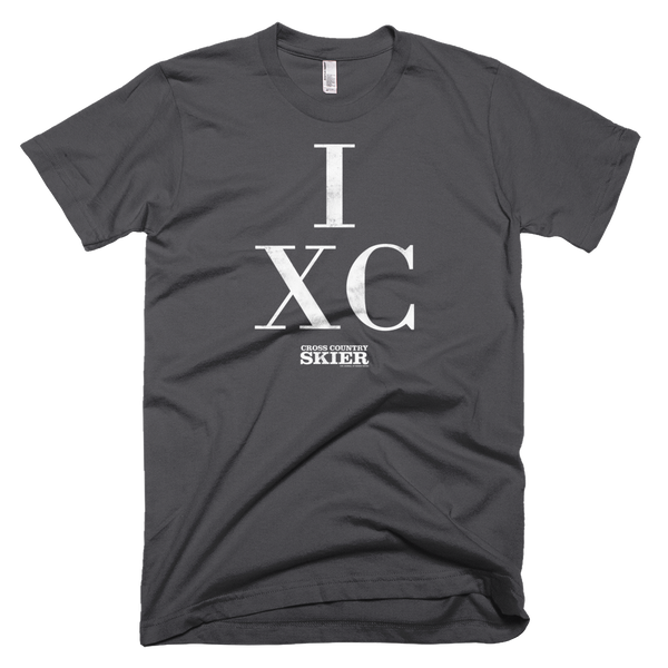 Cross Country Skier IXC T <br> [ASPHALT]