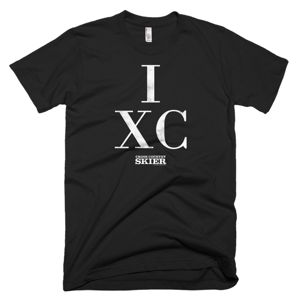 Cross Country Skier IXC T <br> [BLACK]