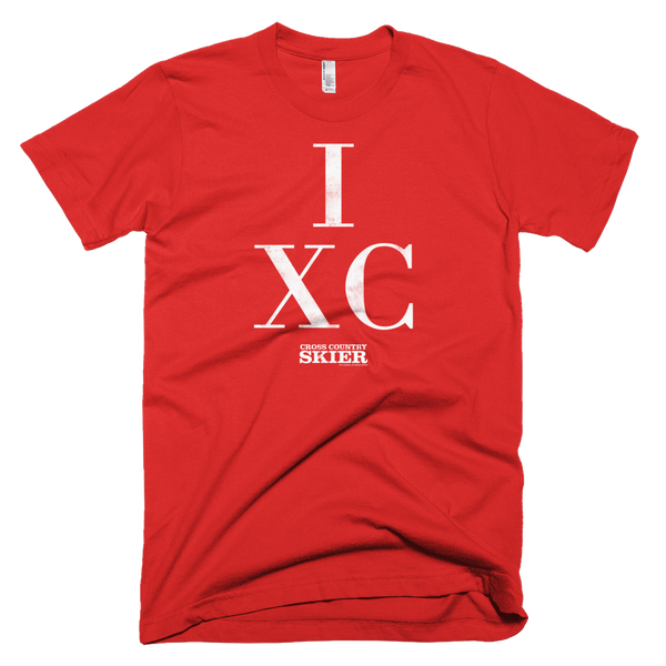 Cross Country Skier IXC T <br> [RED]