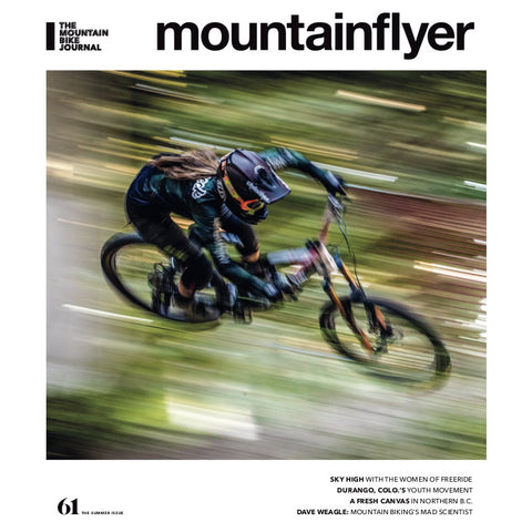 Mountain Flyer | Number 61
