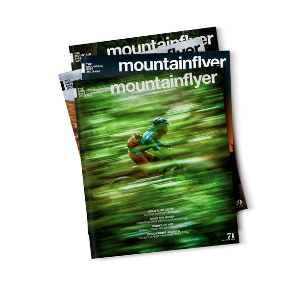 Mountain Flyer Gift Subscription