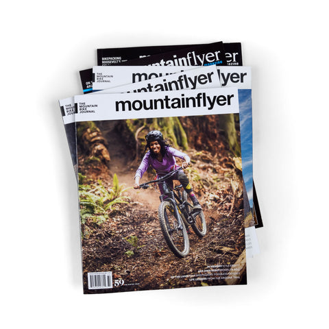 Mountain Flyer Magazine Subscription