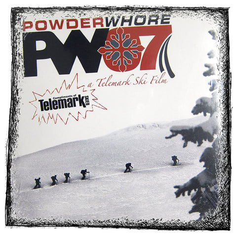 PowderWhore PW07 (DVD)