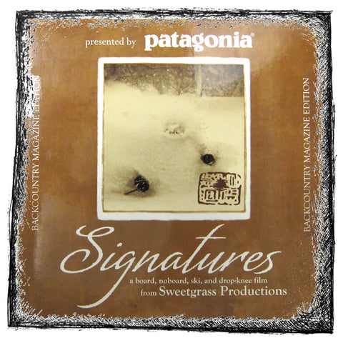 Signatures by Sweetgrass Productions (DVD)