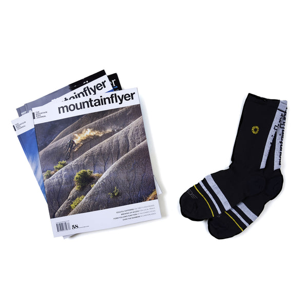 Mountain Flyer Subscription & Socks