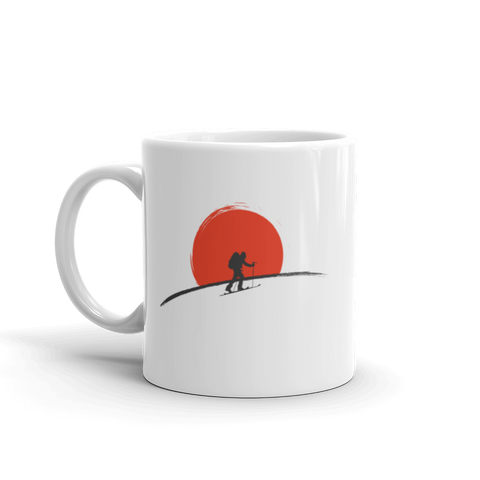 Backcountry Sunset Mug