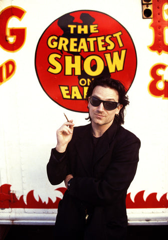 Bono U2 : The Greatest Show on Earth