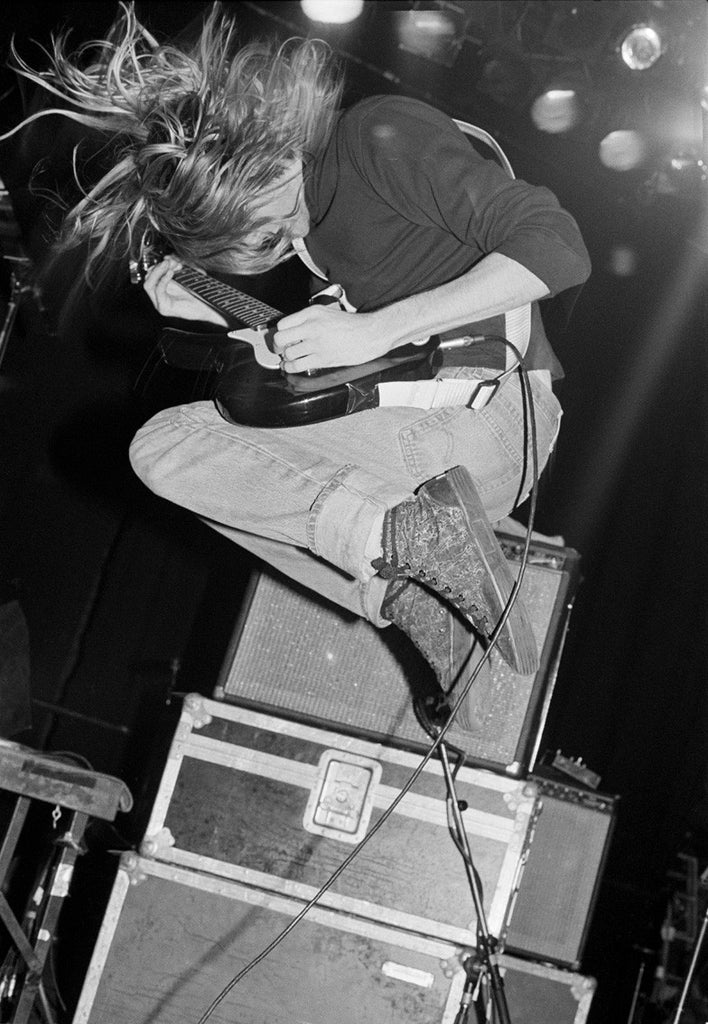 Nirvana Lamefest UK 1989