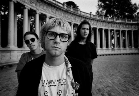 Nirvana in Madrid, the classic