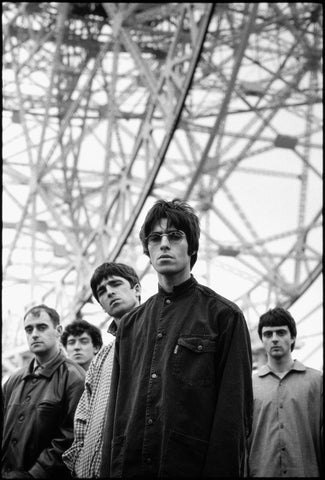 Oasis : Jodrell Bank, Cheshire