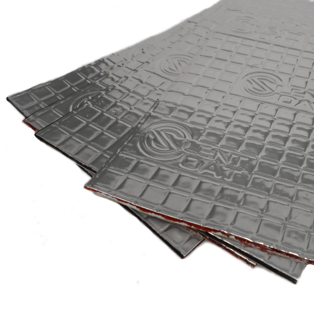 Silent Coat Multilayer Extra 5mm Bulk 18 Sheet Pack