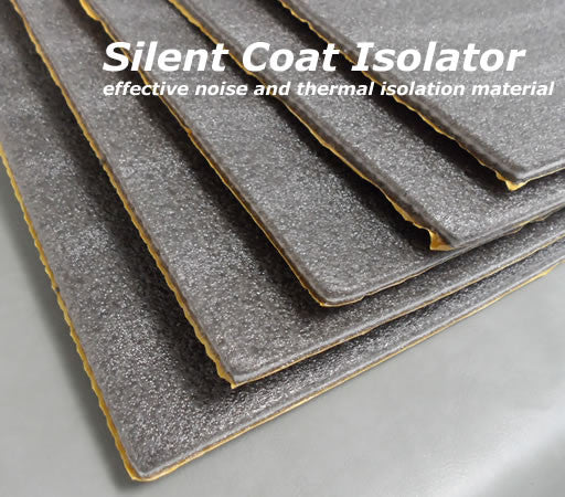 Car Sound Proofing Products – Silent Coat UK
