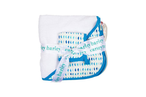 Hooded Towel & Wash Cloth Gift Sets