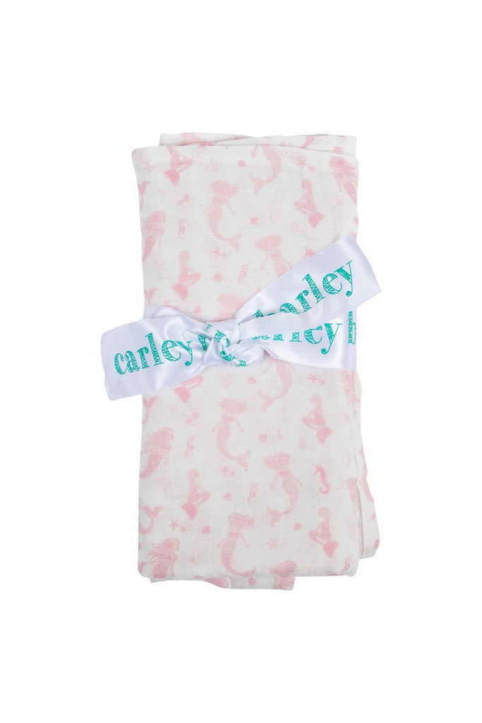 Swaddle- Baby Blanket - Organic-Muslin-Wrap- Soft-Lightweight-Cover