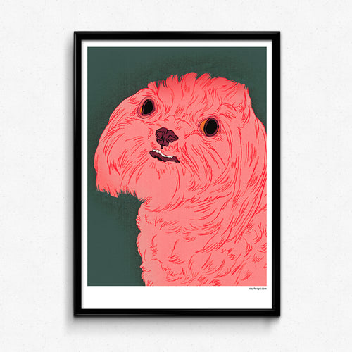 Deg Print by Steph Hope