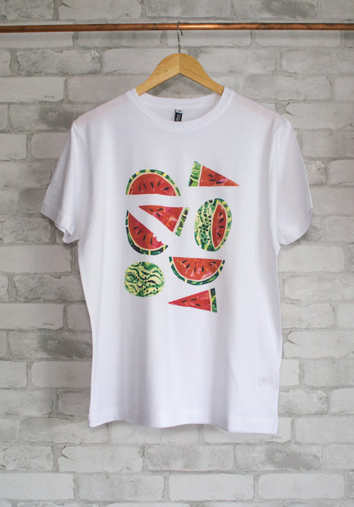 Watermelon T-shirt by Francesca Esme