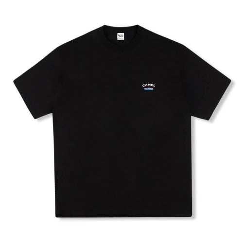 Camel Hollywood T-shirt Black