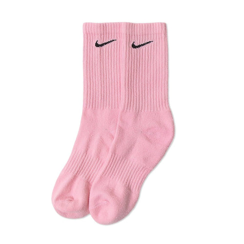 Nike Colour Block Socks Block Baby Pink