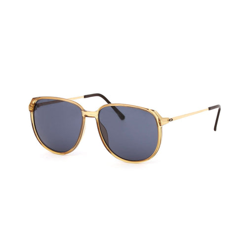 Christian Dior Sunglasses Yellow/Blue Deadstock