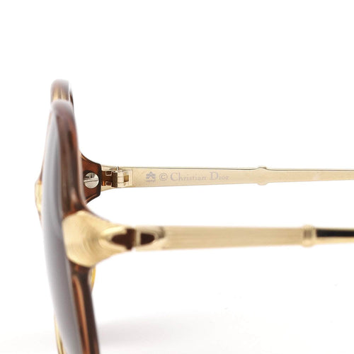 Christian Dior Sunglasses Champagne/Grey Deadstock