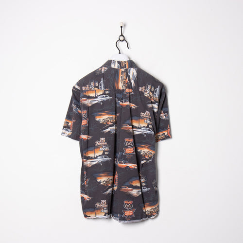 Adidas Sweatshirt Blue Medium