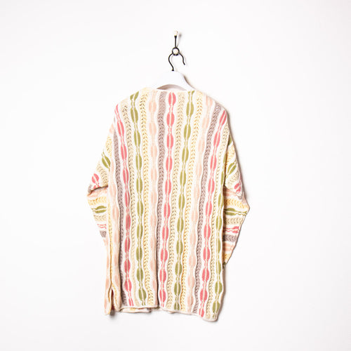 Yves Saint Laurent Polo Shirt Red/White Small